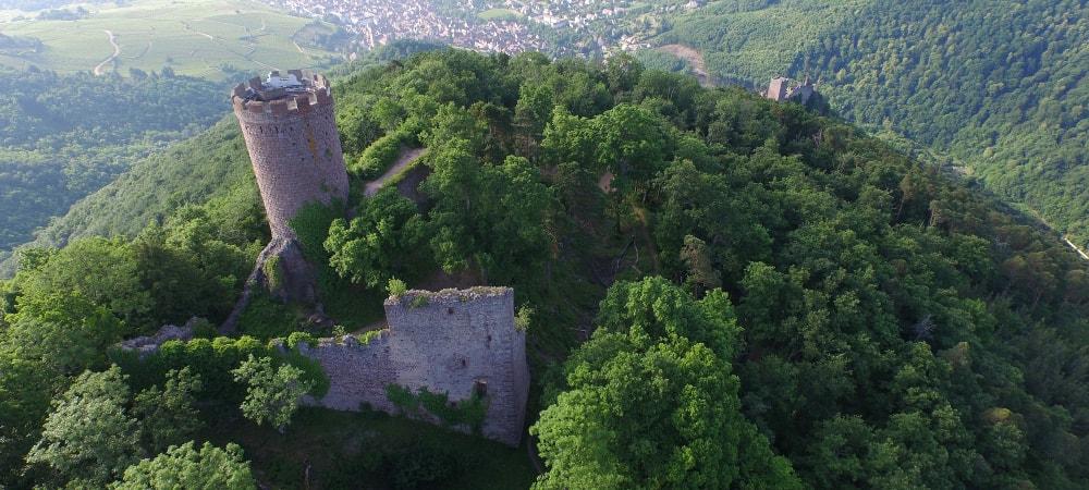 castle of haut-ribeaupierre