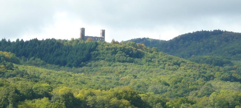 castle of haut andlau