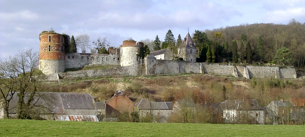 castle of hierges