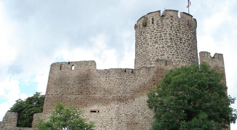 castle of kaysersberg