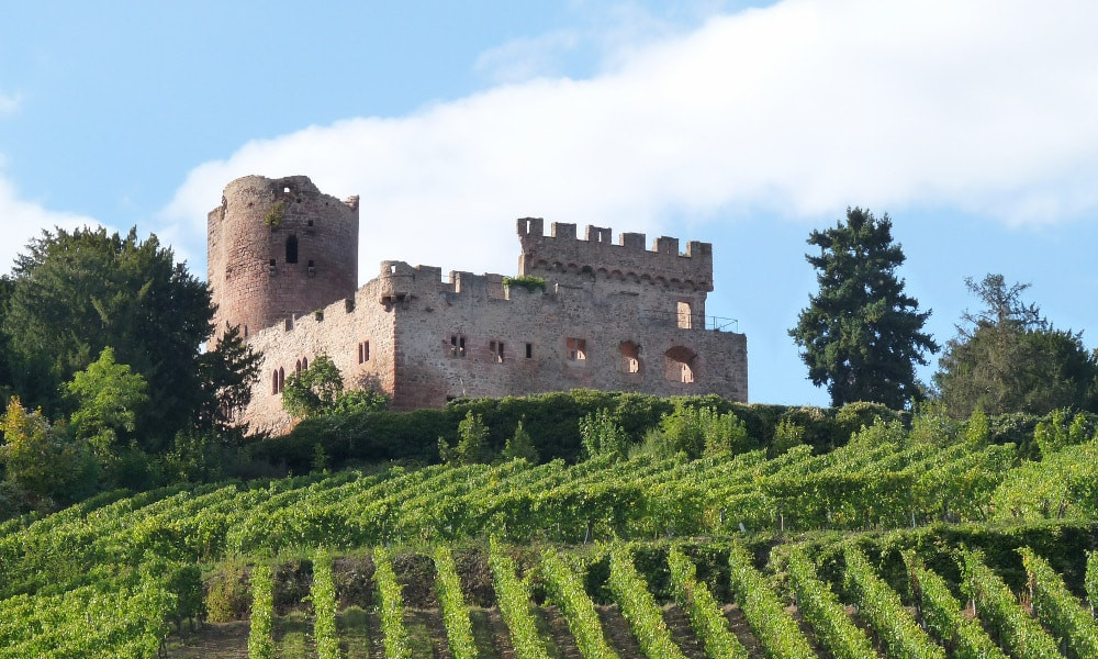 castle of kintzheim
