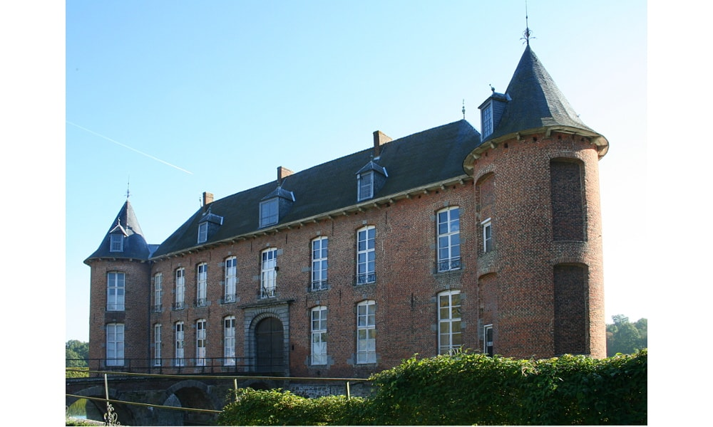 castle of l'estriverie