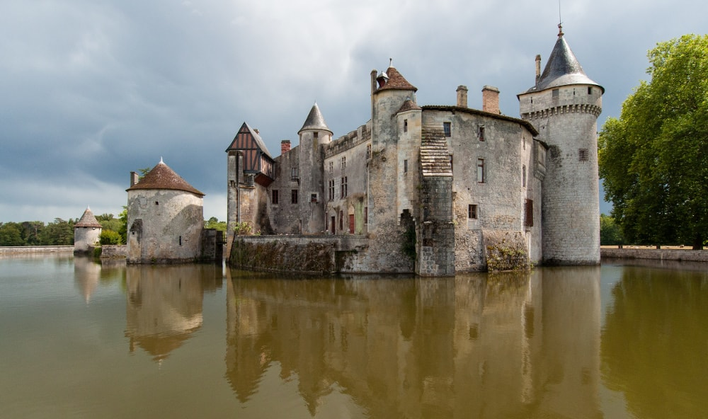 castle of la brede