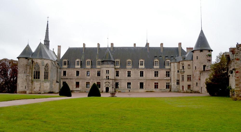 castle of la palice