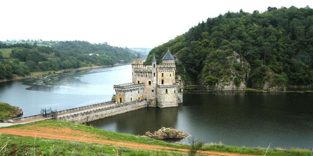 castle of la roche