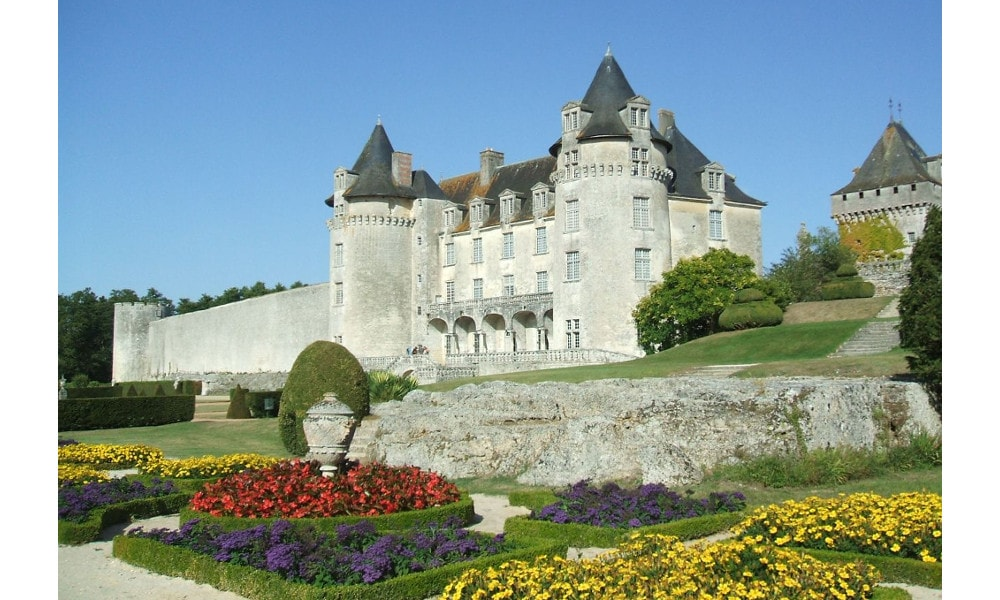 castle of la roche courbon