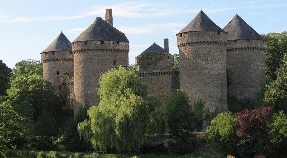 castle of lassay