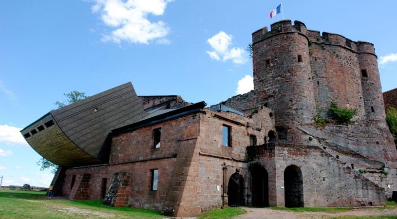 castle of lichtenberg