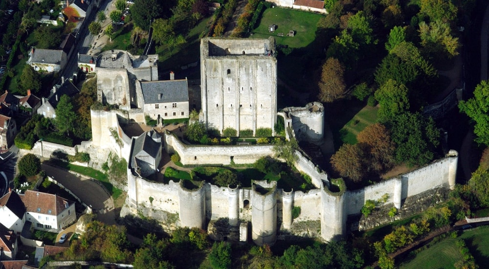 castle of loches