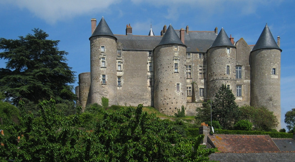 castle of luynes