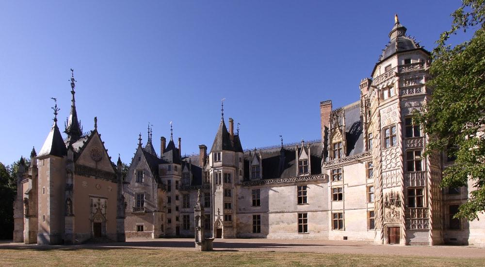 castle of meillant