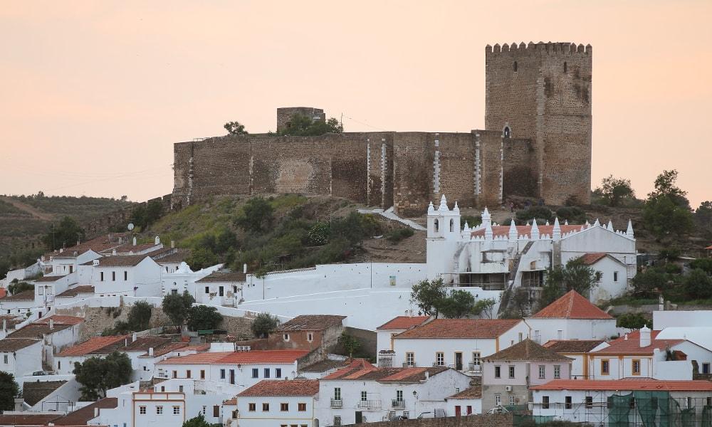 castle of mertola