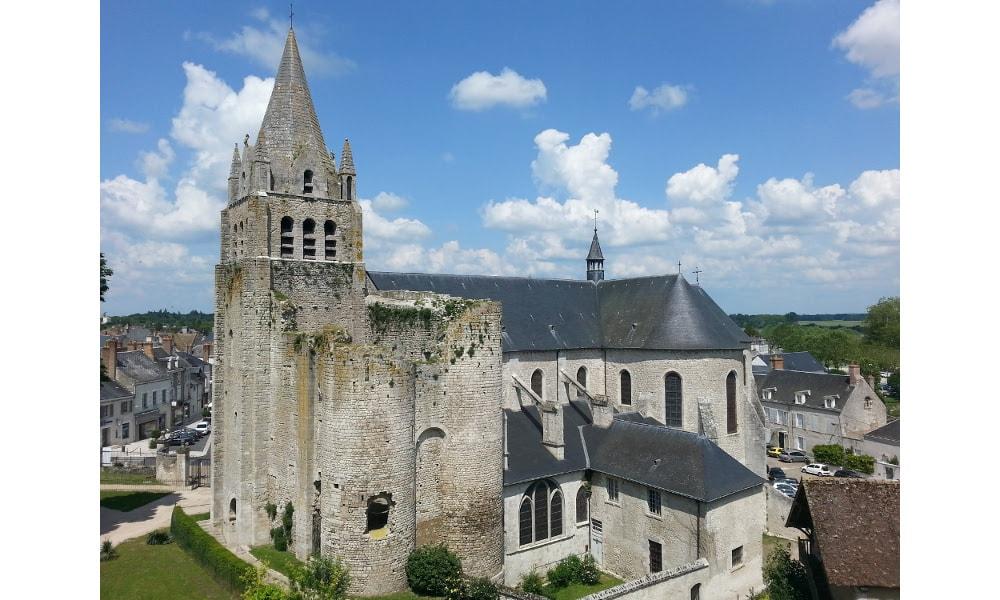 castle of meung-sur-loire