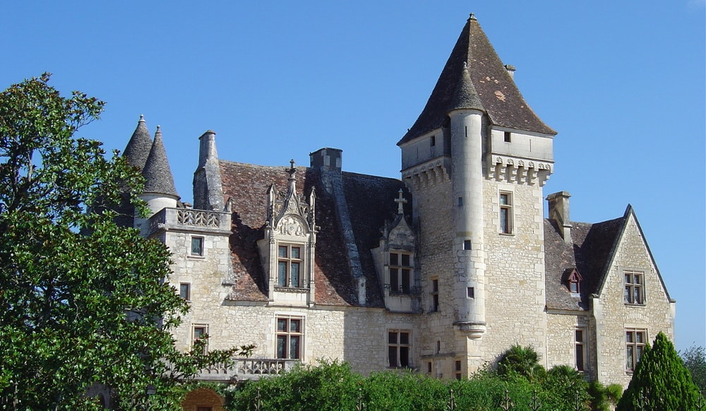 castle of milandes