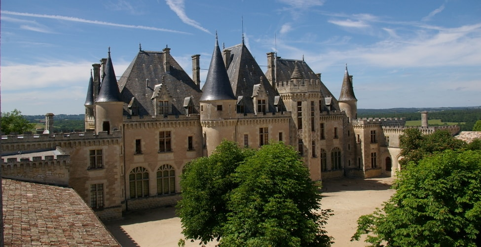 castle of montaigne