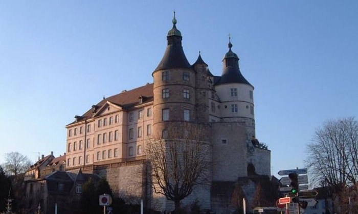 castle of montbeliard