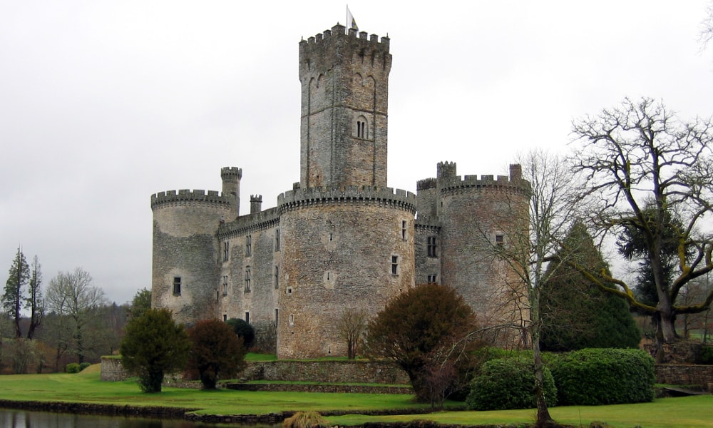 castle of montbrun