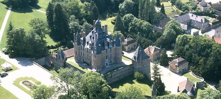 castle of montmort