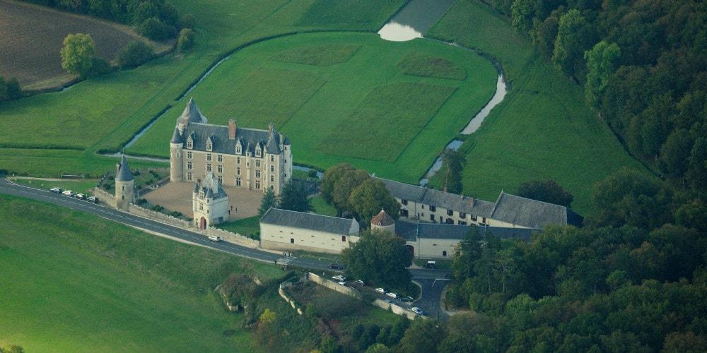 castle of montpoupon