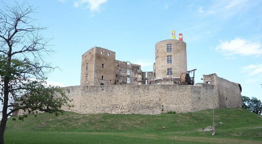 castle of montrond