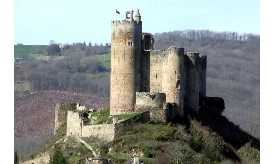 castle of najac