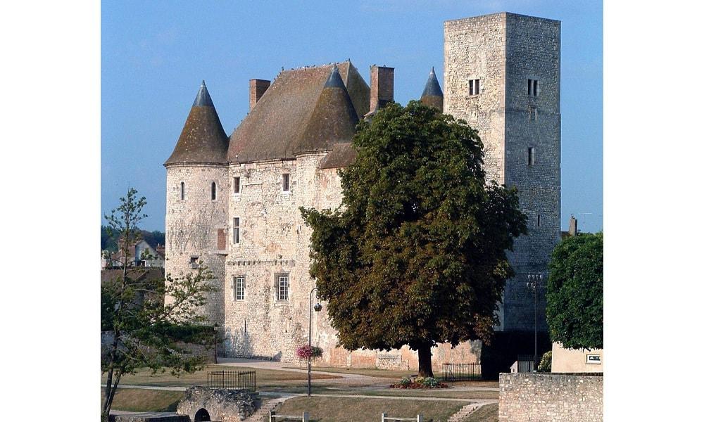castle of nemours