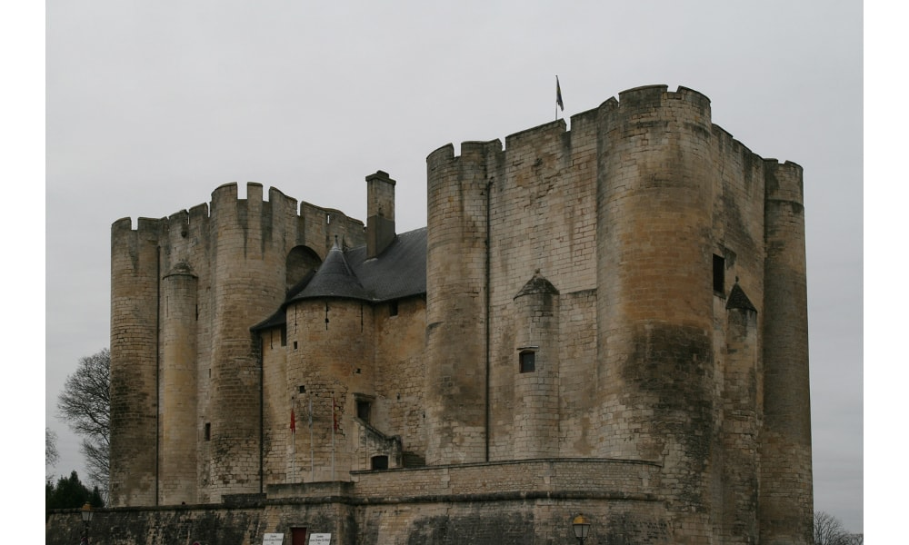 castle of niort