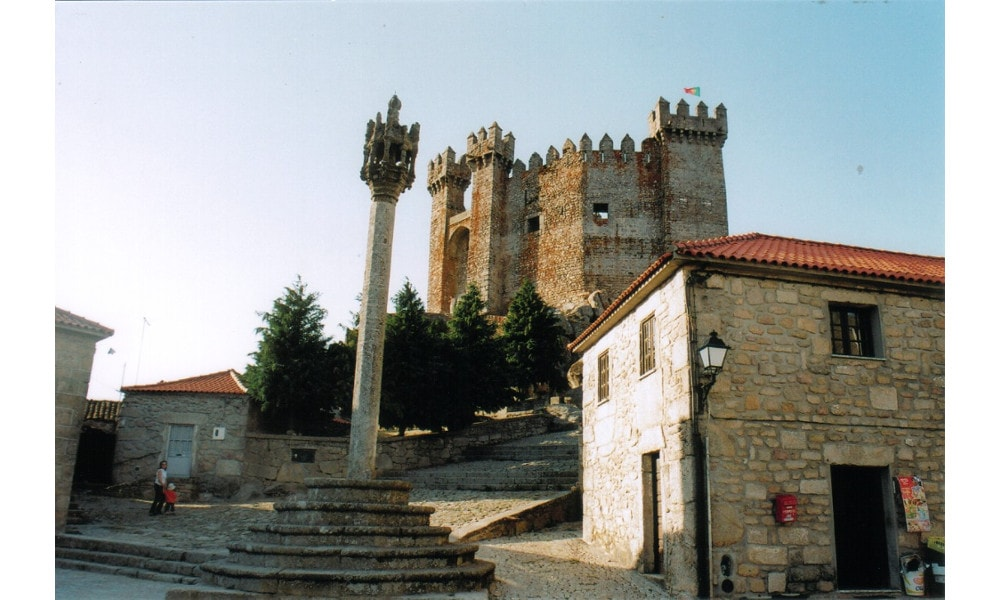 castle of penedono