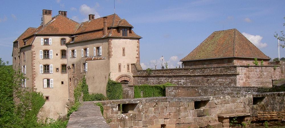 castle of petite-pierre