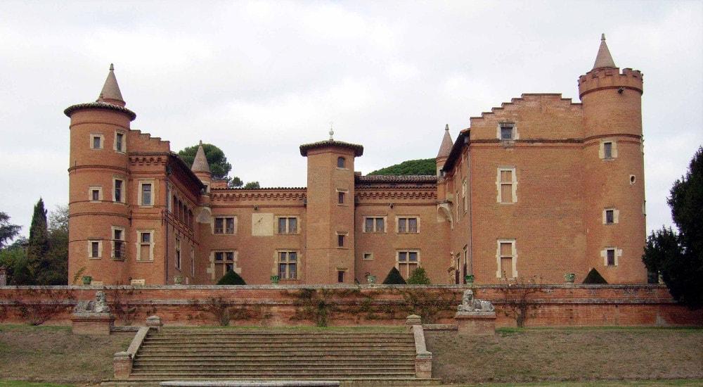 castle of pibrac