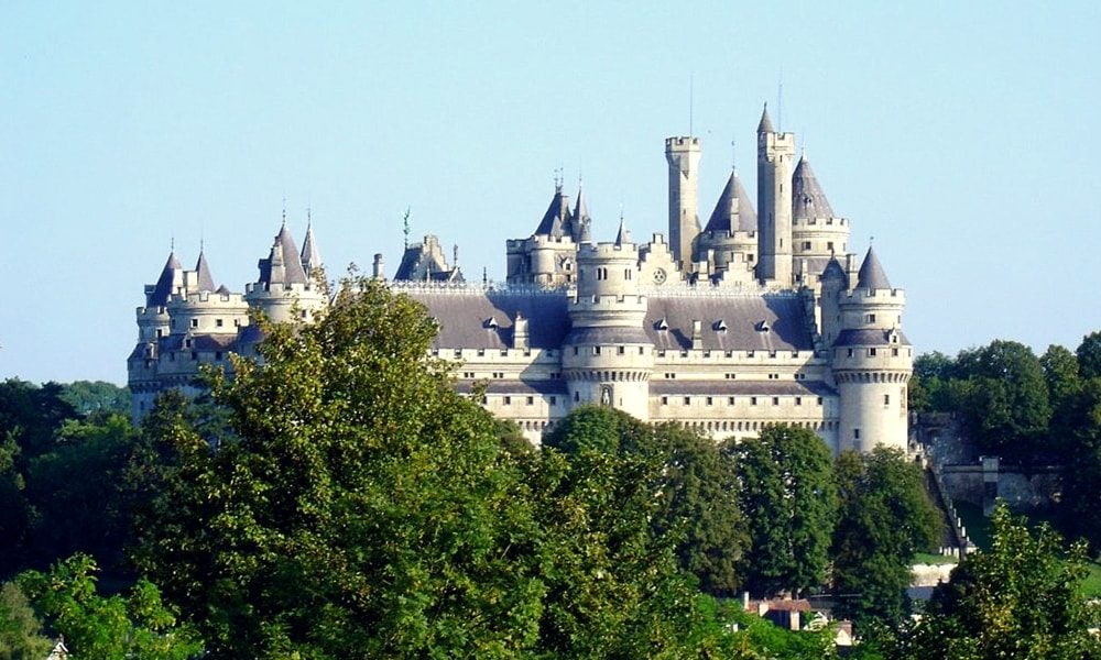 castle of pierrefonds