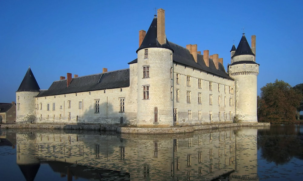 castle of plessis-bourre