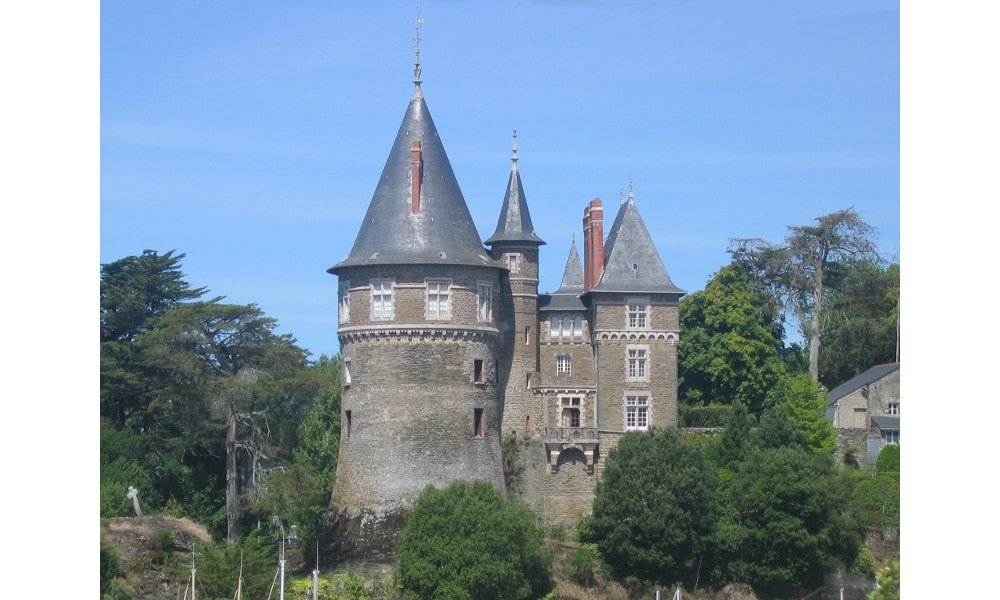 castle of pornic