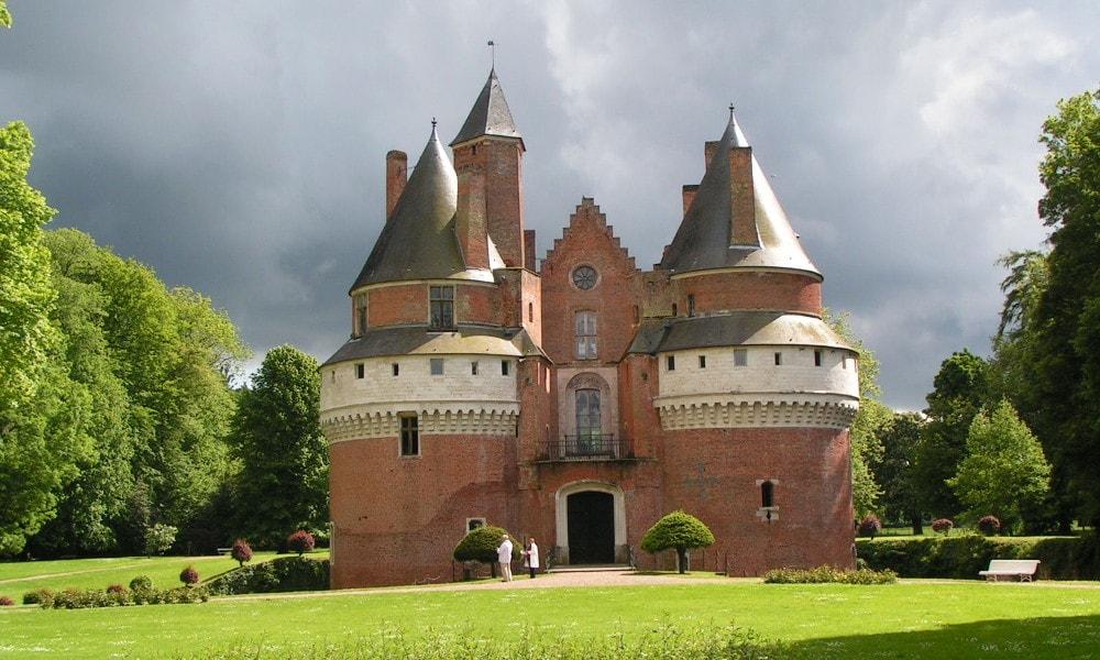 castle of rambures