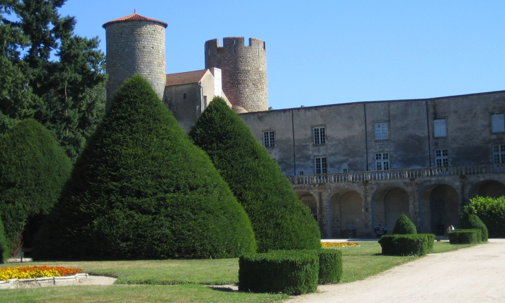 castle of ravel