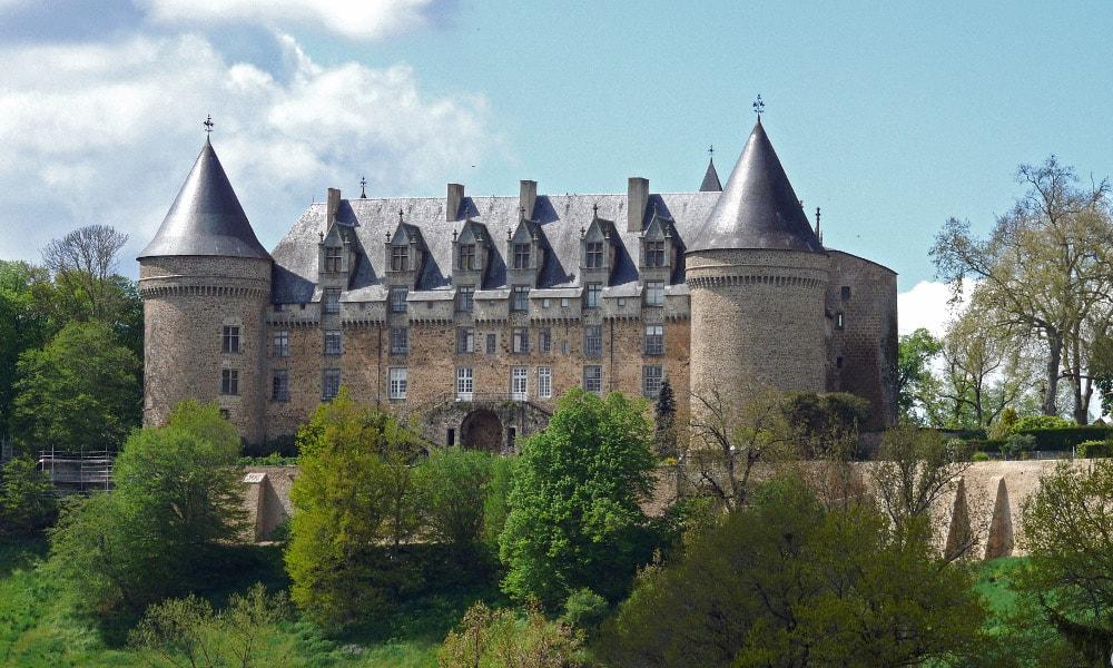 castle of rochechouart