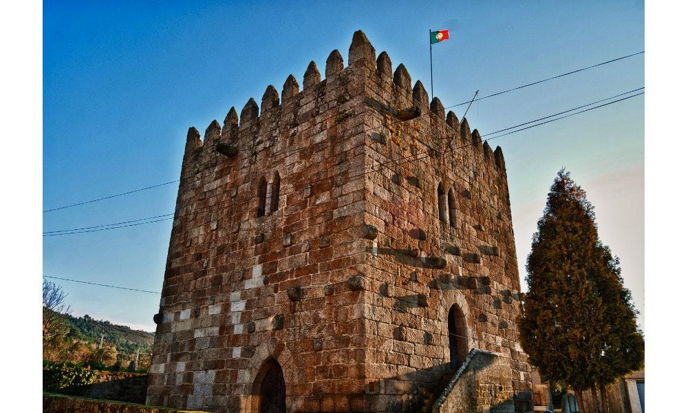 castle of santo estevao