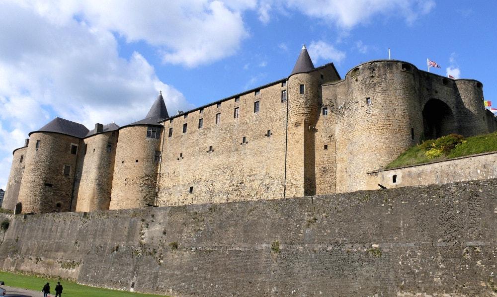 castle of sedan