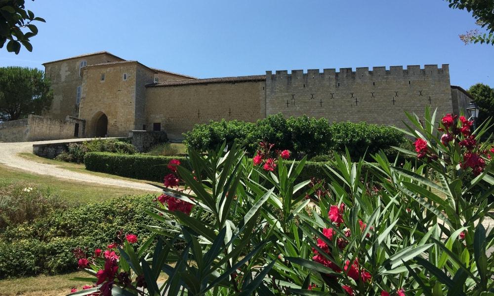 castle of terraube
