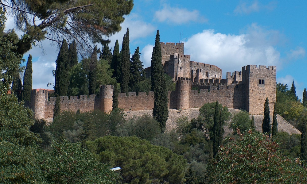 castle of tomar