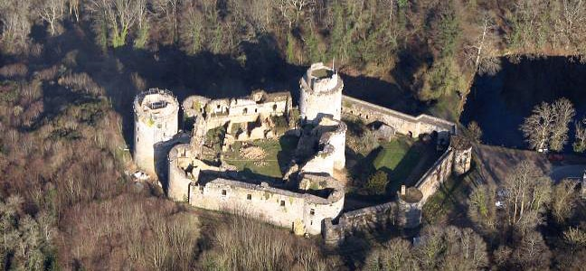 castle of tonquedec