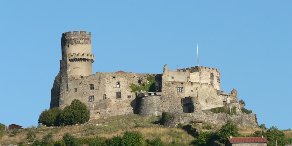 castle of tournoel