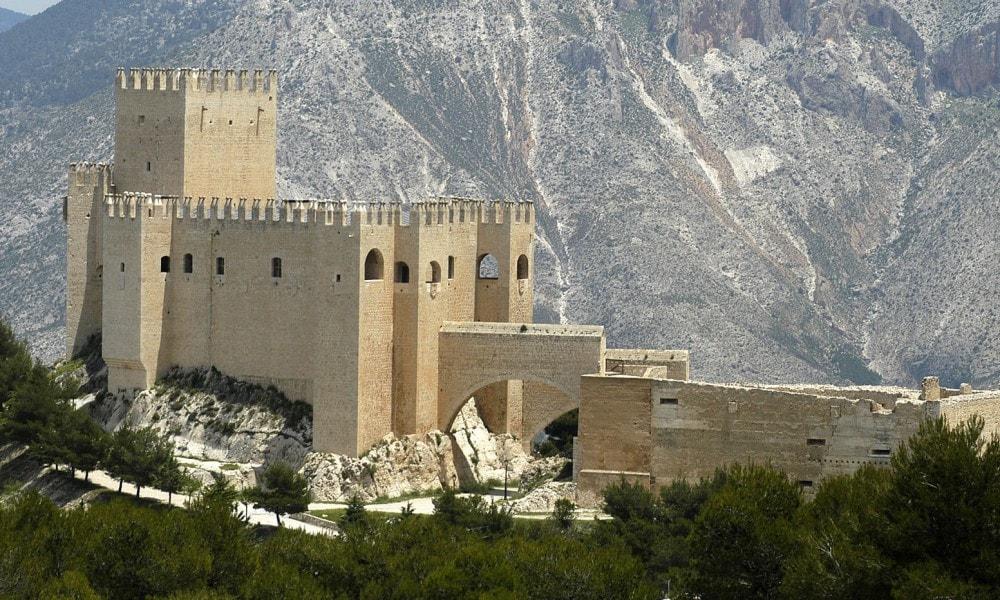 castle of velez-blanco