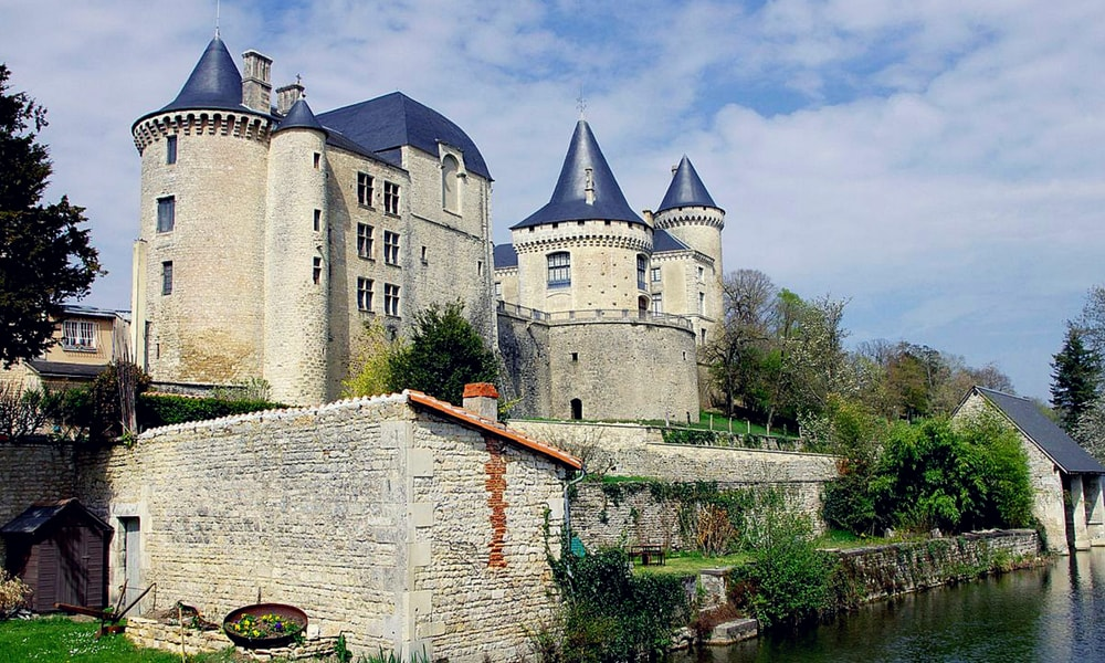 castle of verteuil