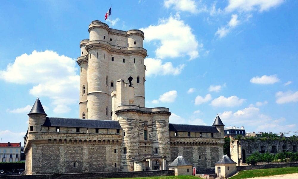 castle of vincennes