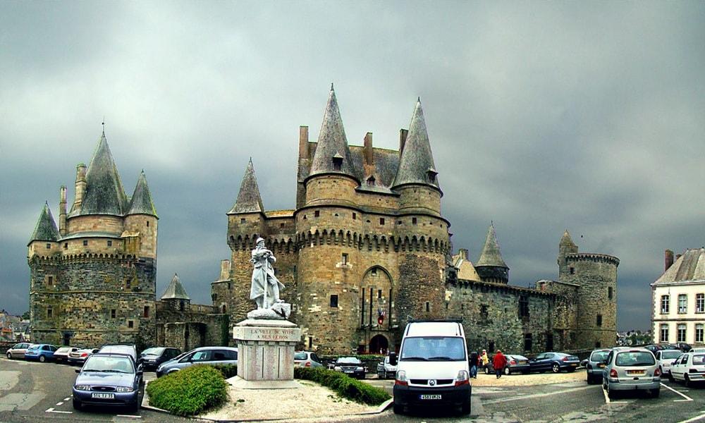 castle of vitre