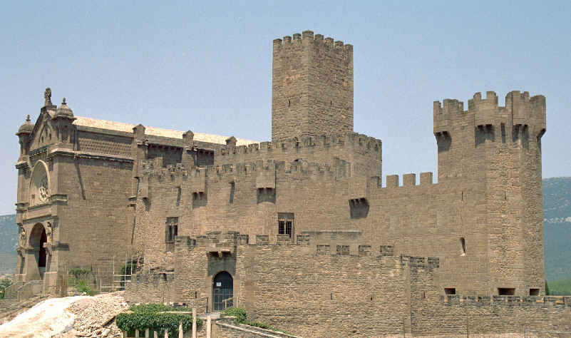 castle of xavier