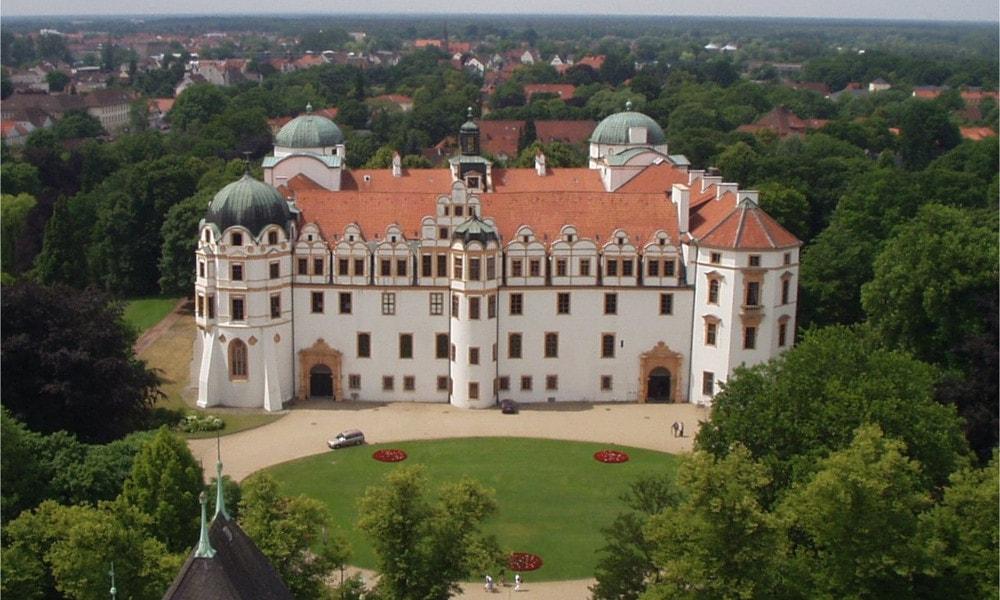 celle castle