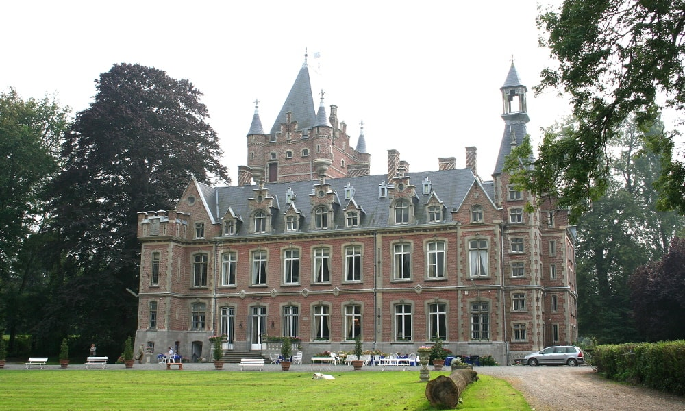 chateau de louvignies