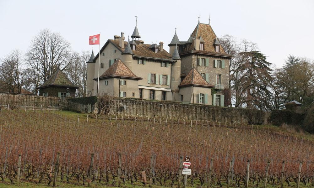 crest castle